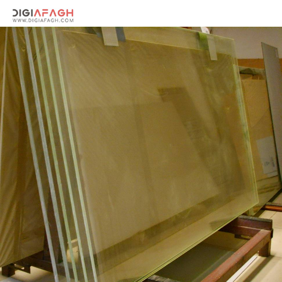 Radiation shilding Glass 100 *200cm small glass sizes Min thickness 14 mm